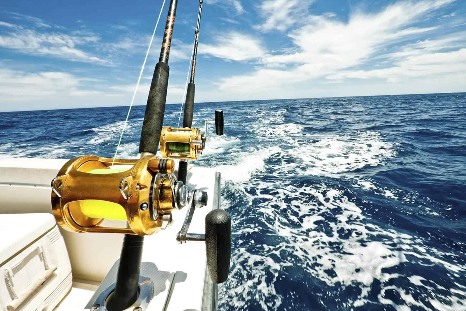 Deep Sea Fishing Reels